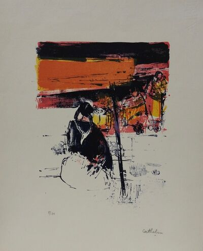 Bernard Cathelin, 'L'Indienne ', 1962