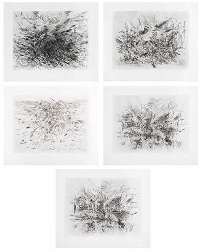 Julie Mehretu, 'Algorithms, Apparitions, and Translations', 2013