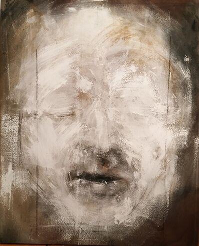 Marc Prat, 'Middle white mask', 2019