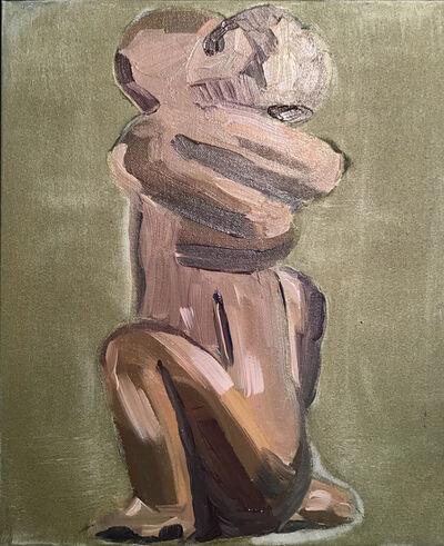 Claudia Baez, 'Photo by Brassaï, Sculpture by Picasso, Figurine, Bronze, 1931- H. 10cm', 2019