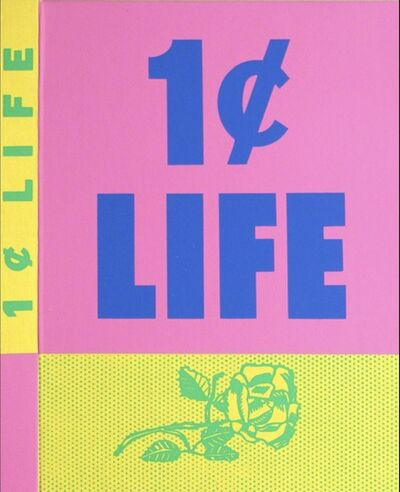 Roy Lichtenstein, 'One Cent LIfe', 1963 -1964
