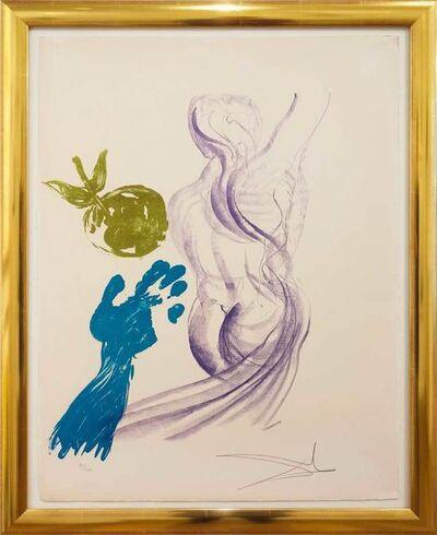 Salvador Dalí, 'Reife', 1973