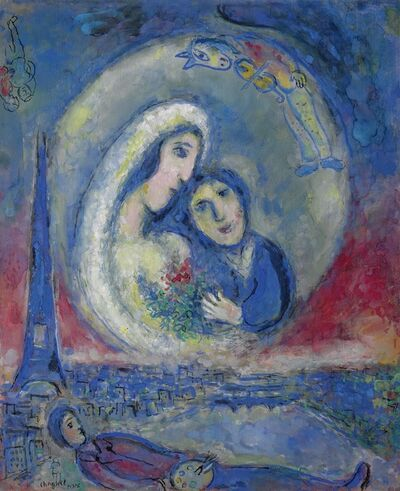 Marc Chagall, 'Le songe', 1978