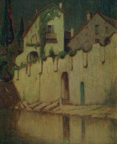 Charles Warren Eaton, 'Night, Lake Como', ca. 1910