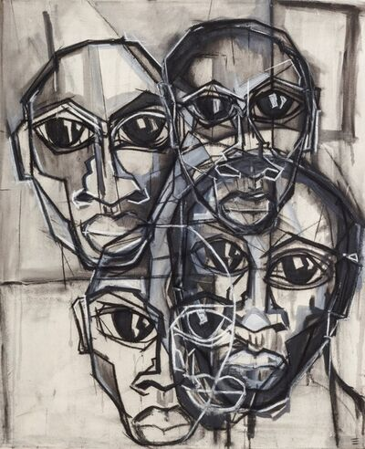 Oluseye Ogunlesi, 'Four you', 2015