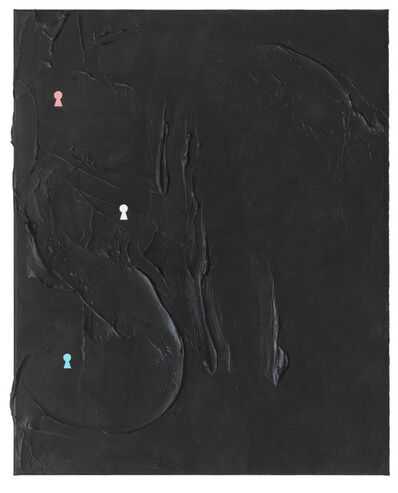 Monika Baer, 'rear painting', 2012