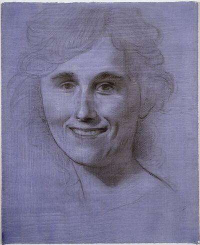 John Currin, 'Sad Woman', 2004