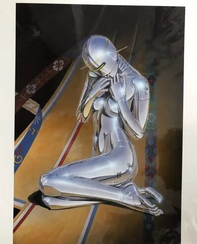 Hajime Sorayama, 'UNTITLED (PATTERNS)', 2019