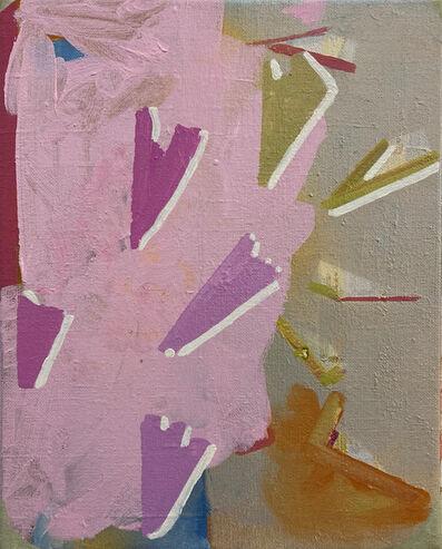 Catharina Dhaen, 'Papier flottant', 2020