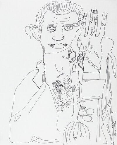 Steven Liu, 'After Egon Schiele, II', 2017