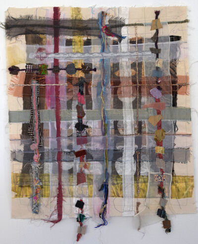 Alyson Vega, 'Rego Park Sleepover Grid', 2019