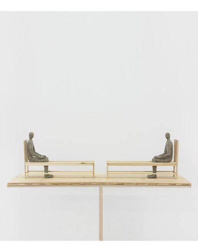 Wang Luyan 王鲁炎, 'Communication - 19.2', 2019