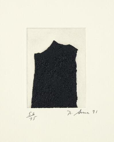 Richard Serra, 'Videy Afangar #9', 1991