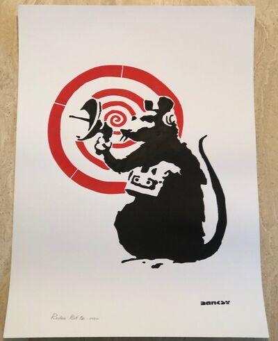 After Banksy, 'Radar Rat', 2020