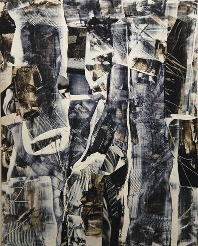 Steve Mennie, 'Black and White', 2019