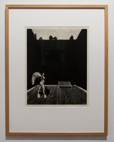 William Kentridge, 'Pit', 1979