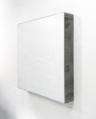 Noriyuki Haraguchi, 'White Square', 2019