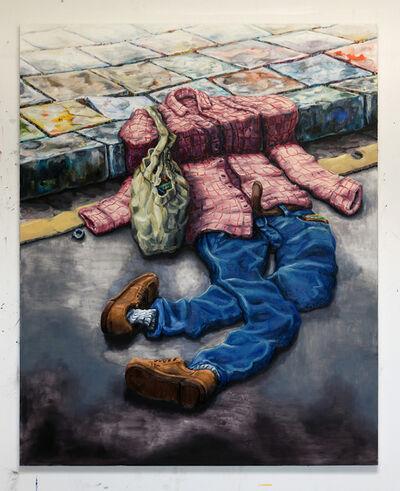 Willem Weismann, 'Evaporated Man ', 2018