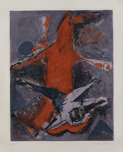 Marino Marini, 'Miracolo (Miracle) (G. A210)', 1978
