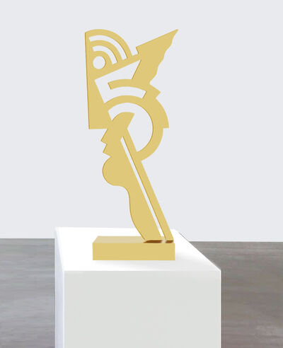 Roy Lichtenstein, 'Untitled Head I', 1970