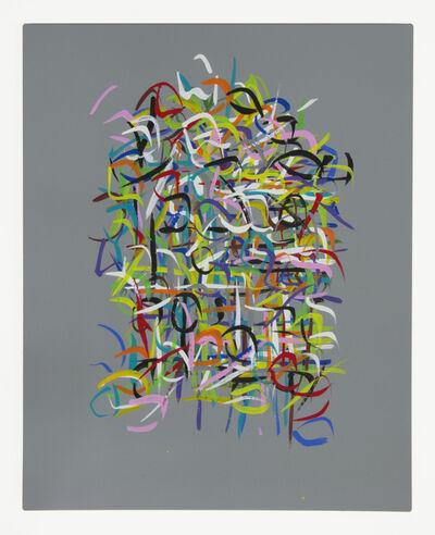 Carol Salmanson, 'Radiations Series 3, Painting 6', 2019