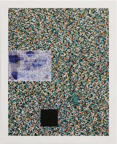 Néstor Sanmiguel Diest, 'Jardín con enigma', 2013