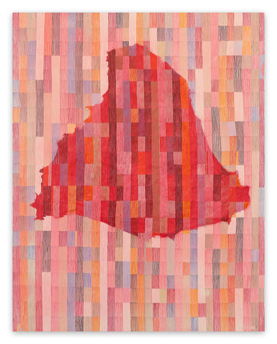 Jeremie Iordanoff, 'Untitled 702 (Abstract painting)', 2018