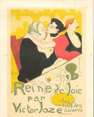 Henri de Toulouse-Lautrec, 'Reine de Joie (after H. de Toulouse-Lautrec)', 1951
