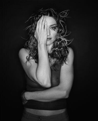 Rankin, 'Madonna Hides', 1997