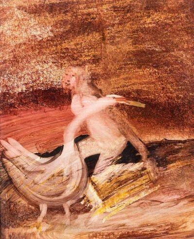 Sidney Nolan, 'Leda and the Swan', 1959