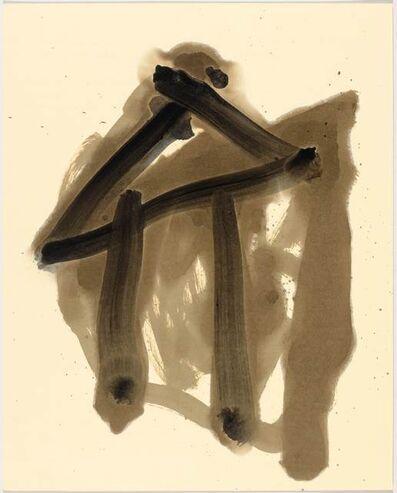 Robert Motherwell, 'Drunk with Turpentine # 48', 1979
