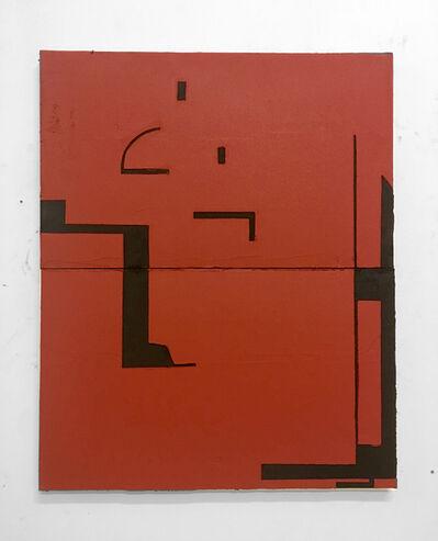 Juan López, 'Sin título (plan)', 2020