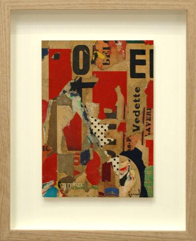 Pierre-Francois Grimaldi, 'Vedette ', 2019