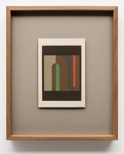 Ivan Serpa, 'Untitled', 1950's