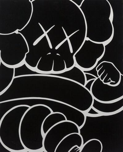 KAWS, 'Running Chum #1', 2000
