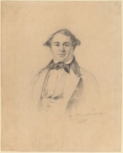William Sidney Mount, 'Nelson Mathewson', 1839