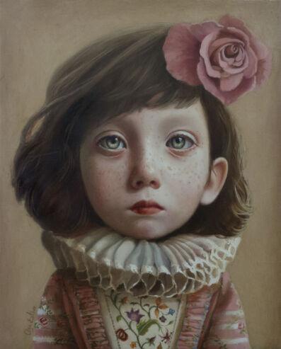 Olga Esther, 'The Princess Flower', 2019