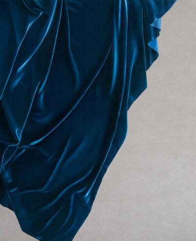 Othelo Gervacio, 'Bleu', 2019