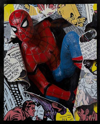 Cesar Santander, 'Spider Man's Escape', 2019