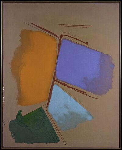 Dan Christensen, 'Highfin Shiner', 1979