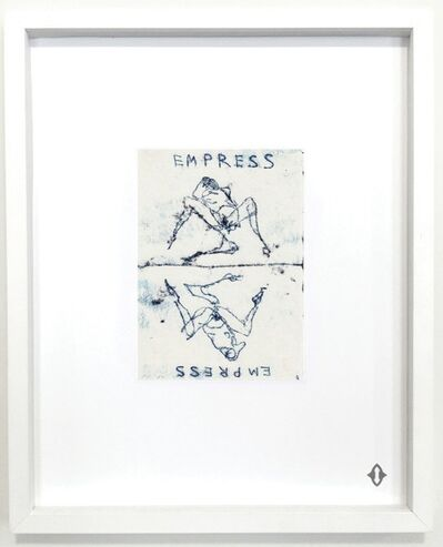 "Tracey Emin, 'THE EMPRESS, From the series ""Contemporary Magic: A Tarot Deck Art Project"" Limited Edition 5th Anniversary Print Collection', 2015"