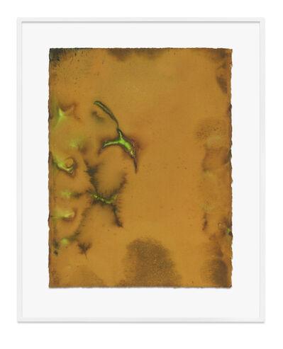 Jason Martin, 'Untitled (Ochre) ', 2020