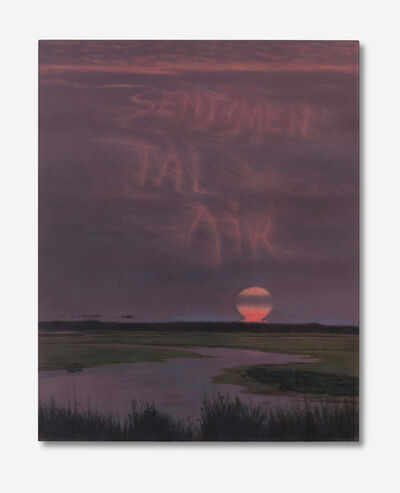 Friedrich Kunath, 'Sentimental Air', 2015