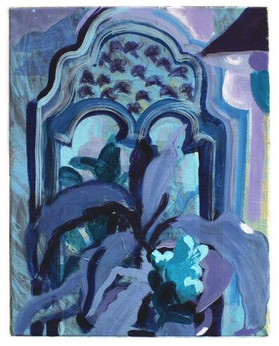 Keisha Prioleau-Martin, 'Corn Plant and Mirror', 2020