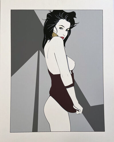 Patrick Nagel, 'from the The Playboy Portfolio', 1989
