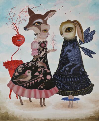 Jennybird Alcantara, 'Beguiling the Veil', 2018