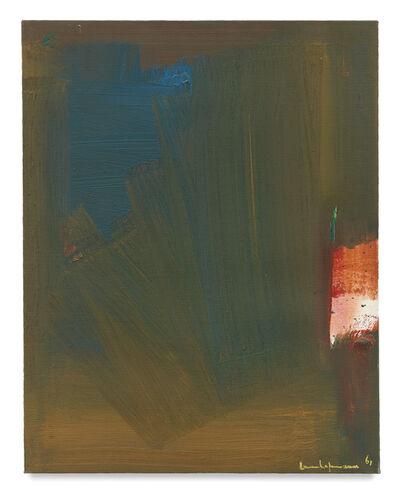 Hans Hofmann, 'Serenada', 1961
