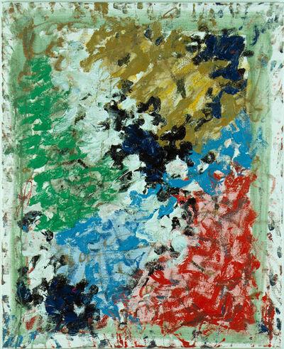 """Markus Lüpertz, '""""Semiramis - Tautropfen""""', 2002"""