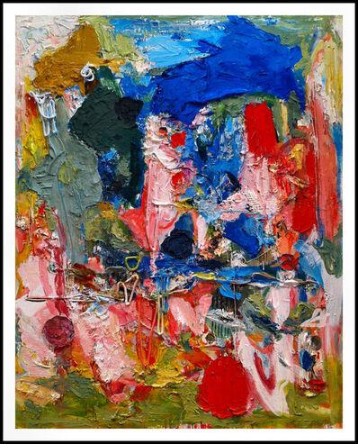 Costel Iarca, 'Across the Skies', 2010