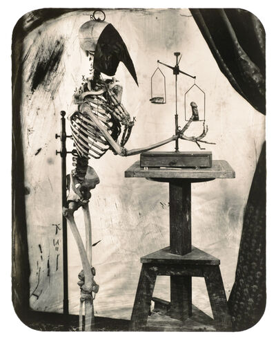 Joel-Peter Witkin, 'Who Naked Is', 1996
